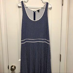 🌟Ann Taylor Tank Top Cotton Dress